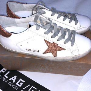 NIB GOLDEN GOOSE sneaker size 39